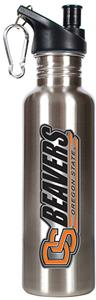 NCAA Oregon State Beavers Stainless Water Bottle