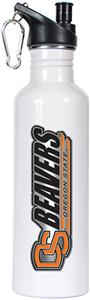 NCAA Oregon State Beavers White Water Bottle
