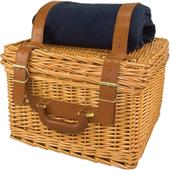Picnic Time Canterbury English-Style Picnic Basket