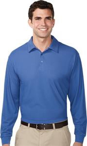 TRI MOUNTAIN Endurance Long Sleeve Polo