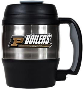 NCAA Purdue Boilermakers 52oz Macho Travel Mug