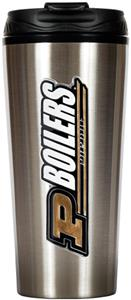 NCAA Purdue Boilermakers 16oz Travel Tumbler