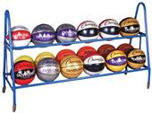 Champion Sports Basketball Carts (Holds 18 balls)