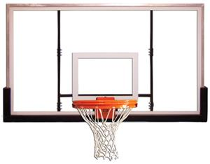 "Gared BB72G50 42"" x 72"" Outdoor Glass Backboards"