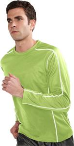 TRI MOUNTAIN Fulcrum Crewneck Long Sleeve Shirt