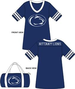Emerson Street Penn State Jersey Nightshirt