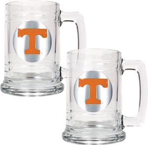 NCAA Tennessee Volunteers 15oz Glass Tankard