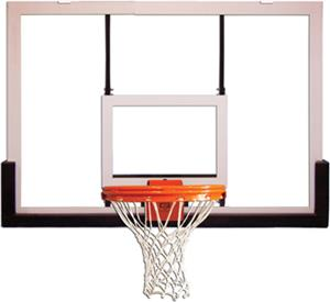 "Gared BB60G38 42"" x 60"" Outdoor Glass Backboards"