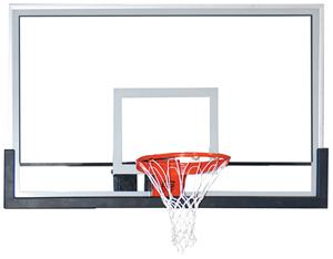 "Gared BB72G50HH 42"" x 72"" Outdoor Glass Backboards"