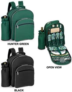 Picnic Time Sorrento Insulated Picnic Backpack