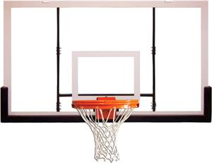 "Gared 42"" x 72"" Acrylic Rectangular Backboards"