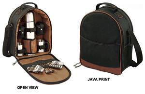 Picnic Time Java Express Insulated Coffee Tote