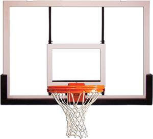 Gared 42&quot; x 60&quot; Acrylic Rectangular Backboards
