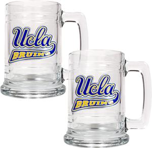 NCAA UCLA Bruins 15oz Glass Tankard