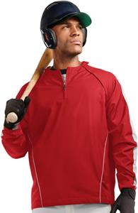 TRI MOUNTAIN R.B.I. 1/4 Zip Convertible Windshirt