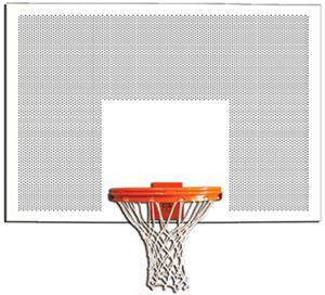 "Gared 1260PS 60"" Perforated Steel Backboards"