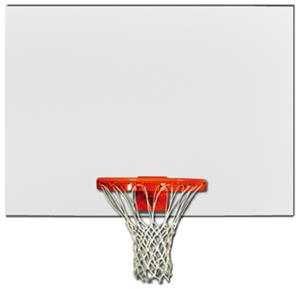 "Gared 1260 42"" x 60"" Steel Rectangular Backboards"