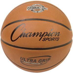 Champion Official BX Series Rubber Basketballs