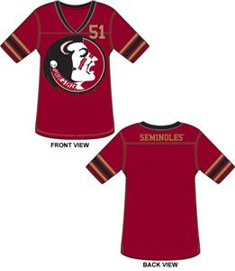 Florida State Jersey Color Tunic