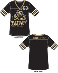 Central Florida Knights Jersey Color Tunic