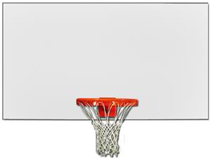 Gared 1272 42&quot; x 72&quot; Steel Rectangular Backboards