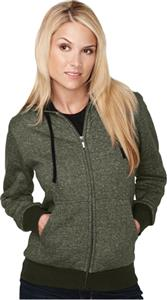 TRI MOUNTAIN Womens McKenzie Full Zip Sweatshirt