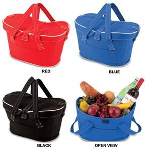 Picnic Time Mercado Insulated Cooler Basket