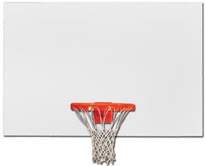 "Gared 1270 48"" x 72"" Steel Rectangular Backboards"