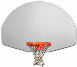 "Gared 1701 54"" Aluminum Fan-Shaped Backboards"