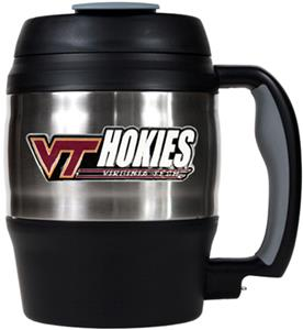 NCAA Virginia Tech Hokies 52oz Macho Travel Mug