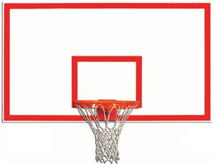 "Gared 42"" x 72"" Wood Rectangular Backboards"