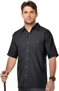 TRI MOUNTAIN Xavier Short Sleeve Woven Shirt