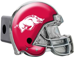 NCAA Arkansas Helmet Trailer Hitch Cover