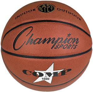 Champion Sports Official Composite Basketballs