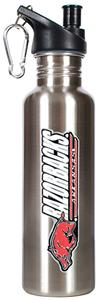 NCAA Arkansas Razorbacks Stainless Water Bottle