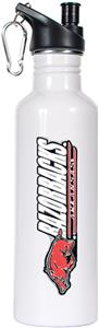 NCAA Arkansas Razorbacks White Water Bottle