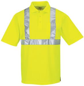 TRI MOUNTAIN Boundary Polyester Mesh Polo