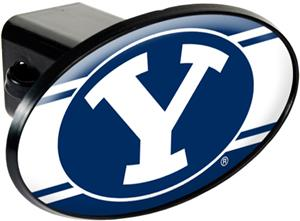 NCAA Brigham Young Cougars Trailer Hitch Cover