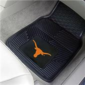 Fan Mats Univ of Texas Vinyl Car Mats (set)