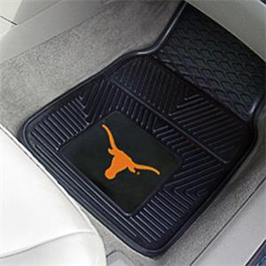 Fan Mats University of Texas Vinyl Car Mats