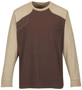 TRI MOUNTAIN Woodruff Long Sleeve Shooter Tee
