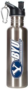 NCAA Brigham Young Cougars Stainless Water Bottle