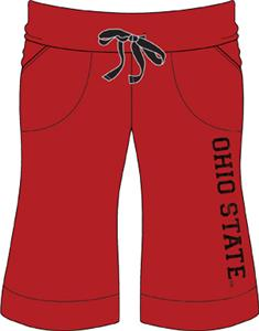 Ohio State Womens Bermuda Shorts