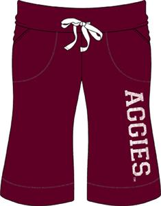 Texas A&M Aggies Womens Bermuda Shorts
