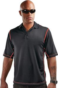 TRI MOUNTAIN Intercooler Polyester Micromesh Polo