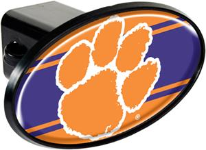 NCAA Clemson Tigers Trailer Hitch Cover