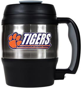 NCAA Clemson Tigers 52oz Macho Travel Mug