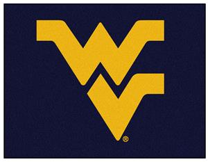 Fan Mats West Virginia University All-Star Mat