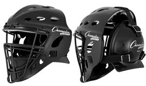Champion NOCSAE Youth Hockey Style Catchers Helmet