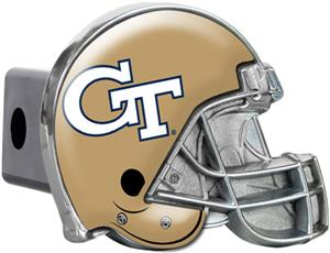 NCAA Georgia Tech Helmet Trailer Hitch Cover